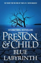 blue labyrinth (serie pendergast nº14 ) douglas preston lincoln child 9781784081102