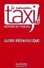 le nouveau taxi 1 profesor 9782011555502