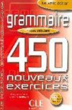 grammaire 450 nouveaux exercices (niveau debutant)-e. sirejols-g. tempesta-9782090337402