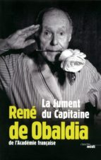 la jument du capitaine (ebook)-rené de obaldia-9782749123202