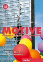 motive a1, kursbuch lektion 1-8-w. krenn-h. puchta-9783190018802