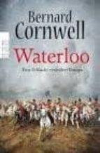 waterloo bernard cornwell 9783499629402
