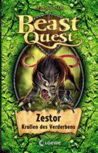 beast quest 32 - zestor, krallen des verderbens (ebook)-adam blade-9783732009602