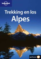 trekking en los alpes (lonely planet) 9788408056102