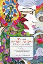 poesía para niños de 4 a 120 años (ebook)-jesus cotta-jose maria jurado-9788415039402