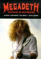 megadeth: sinfonias de destruccion-alfred hawkmoon-9788415191902