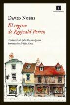 el regreso de reginald perrin david nobbs 9788415578802