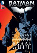 batman: el caballero oscuro   la leyenda de ra´s al ghul mike w. barr 9788415628002