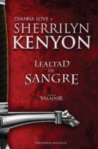 lealtad de sangre sherrilyn kenyon 9788415952602