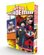 my hero academia 1+2 (pack limitado) kohei horikoshi 9788416767502