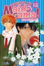 El libro de Kaichou wa maid-sama! nº 13 autor HIRO FUJIWARA DOC!