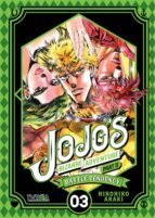 jojo s bizarre adventure parte 2: battle tendency nº 3-hirohiko araki-9788417292102