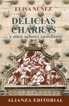 delicias charras y otros sabores castellanos-elisa nuñez-9788420682402