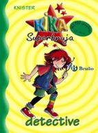 kika superbruja, detective-9788421634202