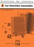 practicas de sintaxis 3 (funciones oracionales) pedro lumbreras garcia 9788421820902