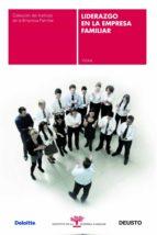 liderazgo en la empresa familiar 9788423427802