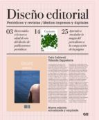 diseño editorial. periodicos y revistas. medios impresos y digita les-cath caldwell-9788425227202