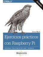 ejercicios prácticos con raspberry pi simon monk 9788426724502