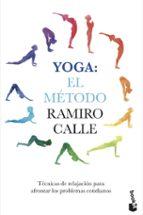 yoga: el método ramiro calle-ramiro a. calle-9788427042902