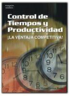control de tiempo y productividad jose manuel arenas reina 9788428326902