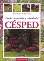 diseño, instalacion y cuidado del cesped d. beretta a. vavassori 9788430599202