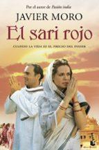 el sari rojo javier moro 9788432210402