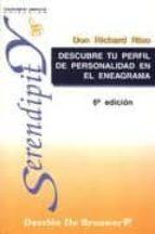 descubre tu perfil de personalidad en el eneagrama-don richard riso-9788433012302