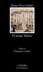 el amigo manso-benito perez galdos-9788437619002
