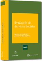 evaluacion de servicios sociales (2ª ed)-carmen aleman bracho-9788447039302