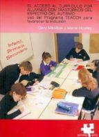el acceso al curriculo por alumnos con trastornos del espectro de l autismo: utilizando el programa teacch para favorecer la inclusion-gary b. mesibov-9788461435302
