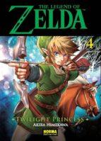 the legend of zelda: twilight princess 4-akira himekawa-9788467931402