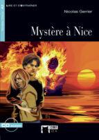mystère à nice. livre + cd 9788468217802