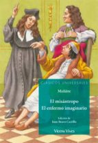 8. el misántropo. el enfermo imaginario-9788468222202