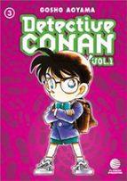 detective conan i nº 3 gosho aoyama 9788468470702