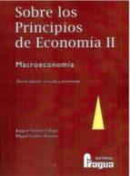 sobre los principios de economia iii: macroeconomia-miguel gomez-antonio-joaquin gomez villegas-9788470744402