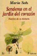 senderos en el jardin del corazon: poetica de la kabala-mario satz-9788472451902