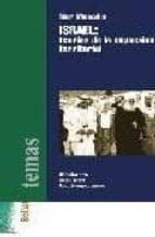 israel: teorias de la expansion territorial-nur masalha-9788472901902