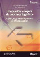 innovacion y mejora de procesos logisticos: analisis, diagnostico e implantacion de sistemas logisticos (2ª ed.) julio juan anaya tejero sonia polanco martin 9788473565202