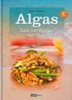 algas: las verduras del mar montse bradford 9788475567402