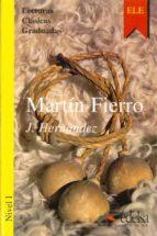 martin fierro-jose hernandez-9788477111702