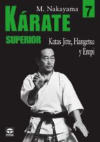 karate superior 6. katas bassai y kanku masatoshi nakayama 9788479026202