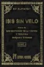 isis sin velo, vol iii h. p. blavatsky 9788479100902