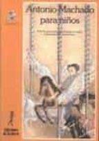 antonio machado para niños (6ª ed.)-antonio machado-9788479602802