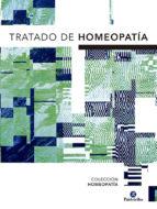 tratado de homeopatia 9788480194402