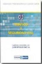 colex: codigo profesional trafico seguridad vial (colex-data)-9788483132302