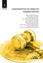 fundamentos de derecho administrativo 9788483446102