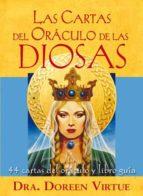 las cartas del oraculo de las diosas-doreen virtue-9788484454502
