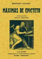 maximas de epicteto 9788490013502