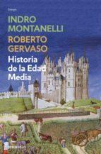 historia de la edad media (ebook)-indro montanelli-9788490624302