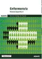 ENFERMERO/A SERVIZO GALEGO DE SAUDE: TEMARIO ESPECIFICO 4